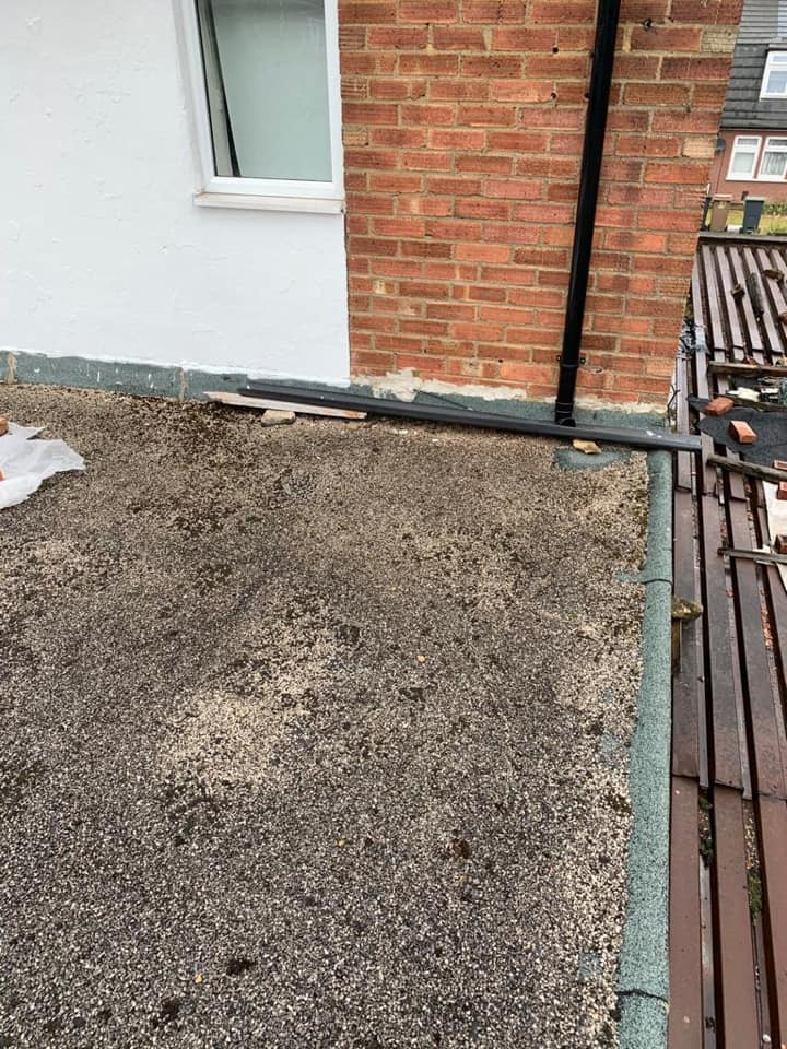 Leaking Existing Roof